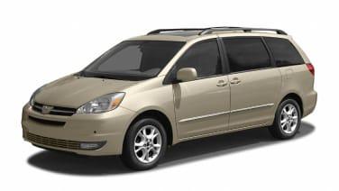 (XLE) 4dr All-wheel Drive Passenger Van