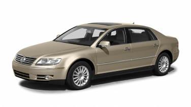(Premiere Edition W12) 4dr Sedan