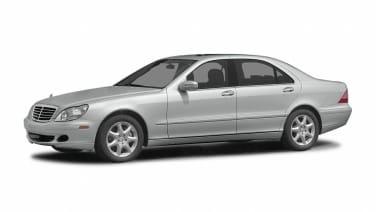 (Base) S600 4dr Sedan