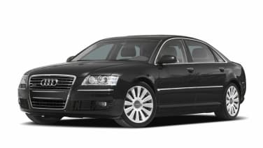 (L 4.2) 4dr All-wheel Drive Quattro LWB Sedan