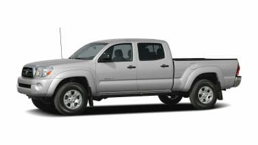 (Base V6) 4x4 Double-Cab 127.8 in. WB