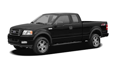 (FX4) 4x4 Super Cab Flareside 6.5 ft. box 145 in. WB