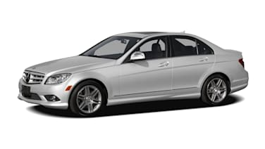 (Sport) C350 4dr Rear-wheel Drive Sedan