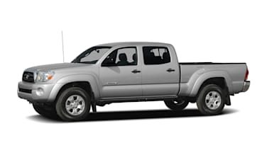 (Base V6) 4x4 Double-Cab 140.9 in. WB
