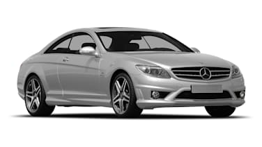 (Base) CL65 AMG 2dr Coupe