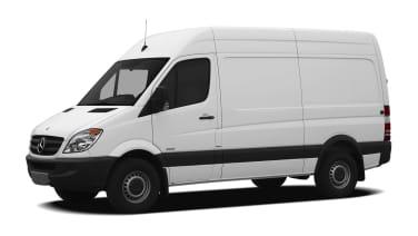 (High Roof) Sprinter Van 2500 Cargo Van 170 in. WB