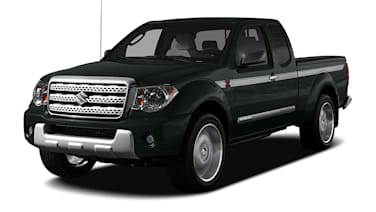(Sport) 4x2 Extended Cab 125.9 in. WB