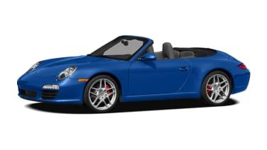 (Carrera) 2dr Rear-wheel Drive Cabriolet