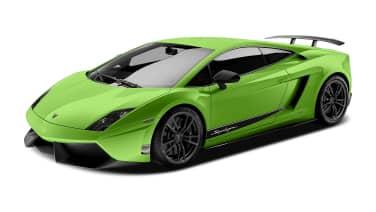 (LP570-4 Superleggera) 2dr All-wheel Drive Coupe
