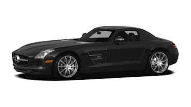 (Base) SLS AMG 2dr Coupe
