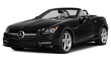 (Base) SLK250 2dr Roadster