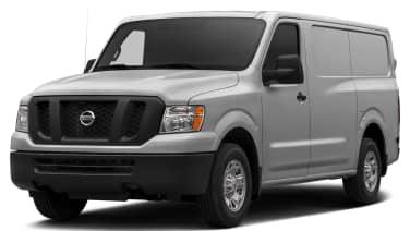 2016 Nissan NV Cargo NV1500