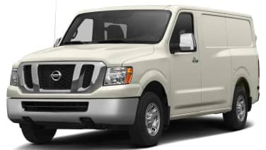 2016 Nissan NV Cargo NV2500 HD