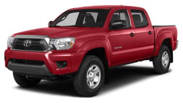 (Base V6) 4x4 Double Cab 127.4 in. WB