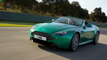 2016 Aston Martin V8 Vantage S