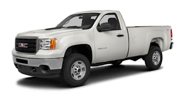 (Work Truck) 4x2 Regular Cab 133.7 in. WB DRW