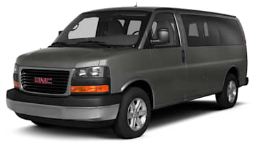 (2LS) Rear-wheel Drive Passenger Van