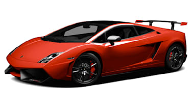 (LP570-4 Super Trofeo Stradale) 2dr All-wheel Drive Coupe