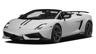 (LP570-4 Performante) 2dr All-wheel Drive Spyder