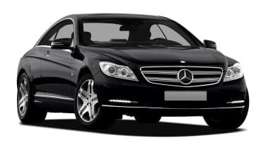 (Base) CL600 2dr Coupe