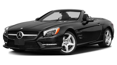 (Base) SL550 2dr Roadster