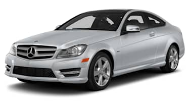 (Base) C250 2dr Coupe