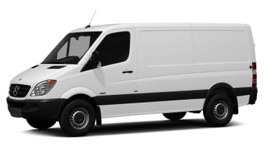 (Normal Roof) Sprinter 2500 Cargo Van 144 in. WB
