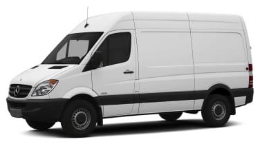 (High Roof) Sprinter 2500 Cargo Van 170 in. WB