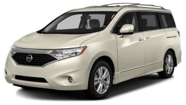 (S) Front-wheel Drive Passenger Van
