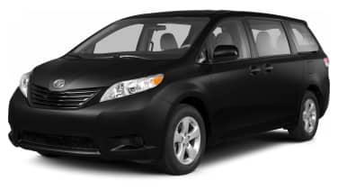 (LE V6 8 Passenger) 4dr Front-wheel Drive Passenger Van