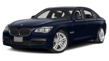 2015 BMW 760
