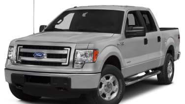 (Lariat) 4x4 SuperCrew Cab Styleside 5.5 ft. box 145 in. WB