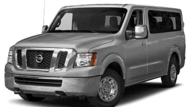 (NV3500 HD SV V6) 3dr Passenger Van