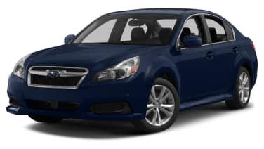 (2.5i Premium) 4dr All-wheel Drive Sedan