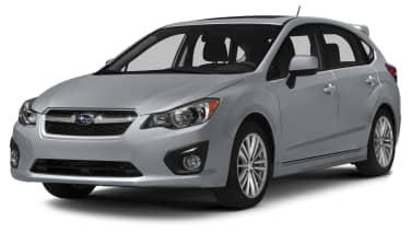 (2.0i Premium) 4dr All-wheel Drive Hatchback