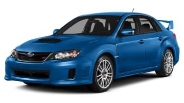(STI) 4dr All-wheel Drive Sedan