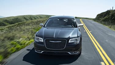 2017 Chrysler 300C