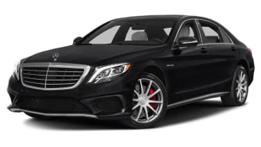 (Base) S63 AMG 4dr All-wheel Drive 4MATIC Sedan