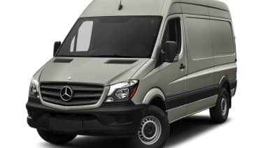 2017 Mercedes-Benz Sprinter 3500