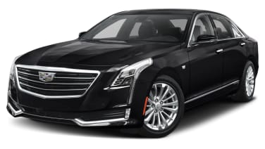 2017 Cadillac CT6 PLUG-IN