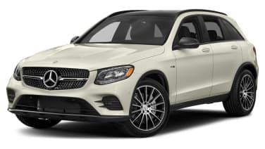 2017 Mercedes-Benz AMG GLC43