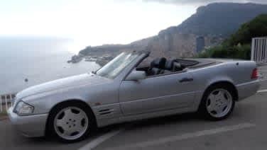 1993 Mercedes Benz SL600 promises bargain V12 thrills in Harrys