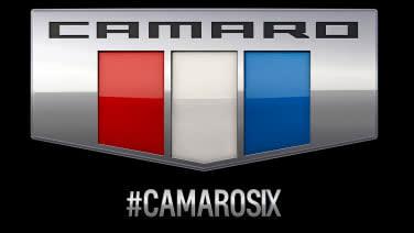 Chevy Camaro sixth gen