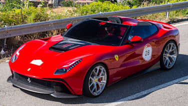 Ferrari F12 TRS Photo Gallery - Autoblog