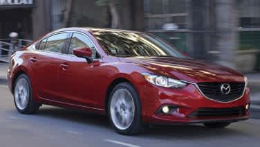 2014-'15 Mazda 6 Recalled To Fix Tire Pressure Monitoring System ...