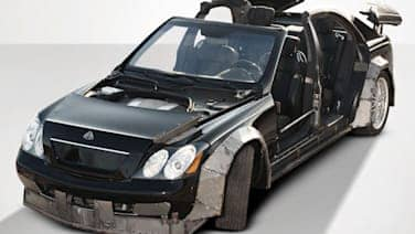 138Jay-Z and Kanye's wrecked Maybach fetches just $60,000 at auction w/video