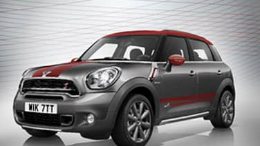 Mini Countryman spied looking less and less Mini - Autoblog