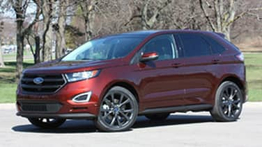 final 2015 ford edge performance and fuel economy data. Black Bedroom Furniture Sets. Home Design Ideas