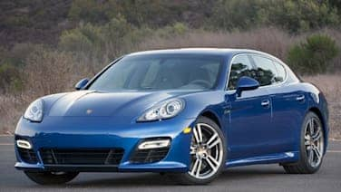 2012 Porsche Panamera Turbo S Review Photo Gallery Autoblog