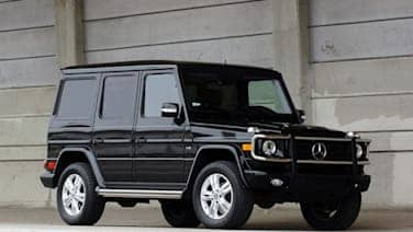 Review 2009 Mercedes Benz G550 Photo Gallery Autoblog